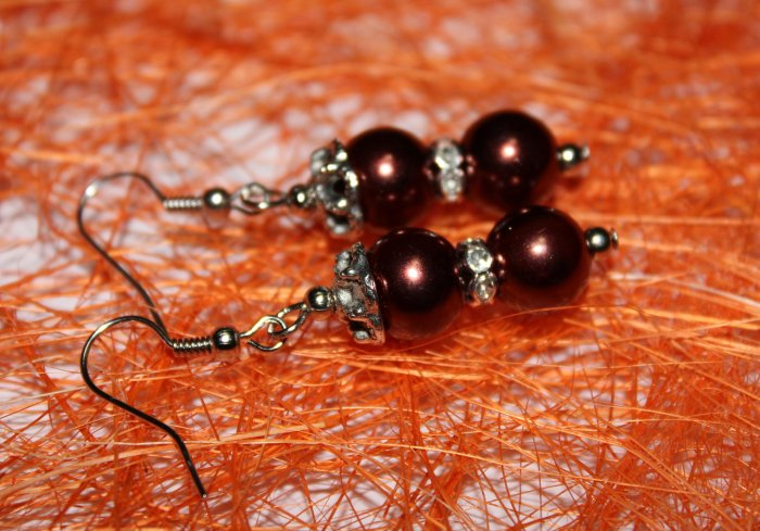 Double Chokey Earrings