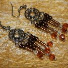 Chocolatey Chandy Earrings