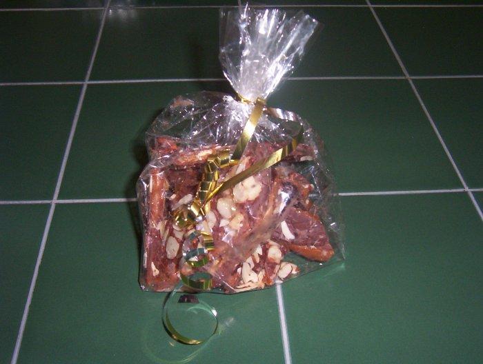 Almond Toffee 1/2 pound