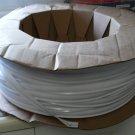 """25ft 1"""" Vinyl Insert Molding Polar White"""