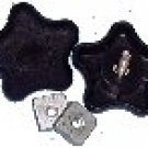 Dometic 930008 A&E Awning Travel Knobs Locks w/nuts 2pk 3312695.004