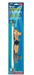 Valterra EZ Turn RV Water Heater Permanent By-Pass Winterizing Kit fits ALL