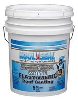 Koolseal 63 600 Premium White Elastomeric Rubber Roof