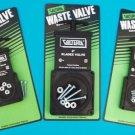 "3"" Bladex T1003VP Waste Valve Plastic by Valterra"