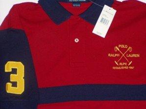 Polo Ralph Lauren Big Logo #3 Polo Shirt Size Large