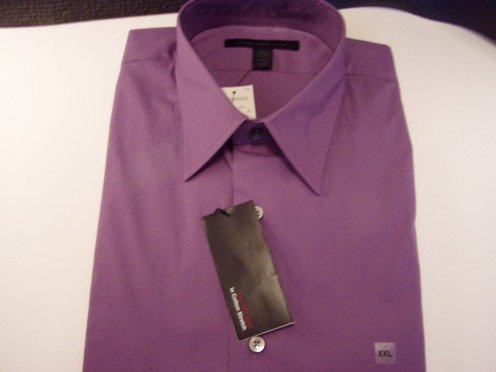 Express 1MX Dress Shirt XXL