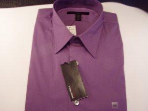 Express 1MX Dress Shirt XXL
