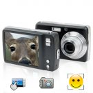 8MP Digital Camera with 3 Inch LCD Touch Panel