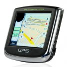 Ultra-Portable 3.5 Inch Touch Screen GPS Navigator