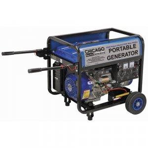 16 HP, 6500 Rated Watts/7000 Max Watts Portable Generator - EPA