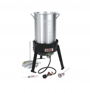 Classic Turkey Fryer Kit � 55,000 BTU, 18-Lb. Capacity