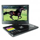 Portable Multimedia TV/DVD Player with 12 Inch Widescreen