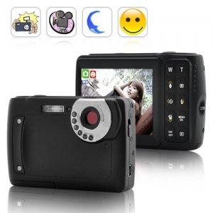 AbleCam 5MP Digital Camera - Night Vision Edition