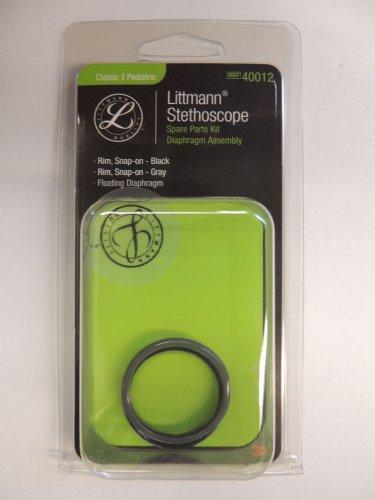 40012 3M LITTMANN Stethoscope Spare Parts Diaphragm Kit Classic II Pediatric