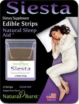 Siesta Edible Strips (4ct)