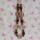Brown Beaded Necklace