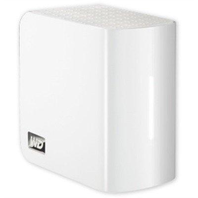 **Brand New Western Digital WDH2NC40000N 4TB My Book World Edition II Dual-drive Network Storage**