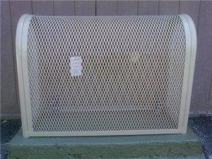 "Backflow Preventer Security Cages *UTC-2* (10.5"" W x 24"" H x 30.5"" L)"