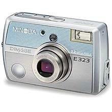 Konica Minolta 3.2 MegaPixel Digital Camera with 12X Combined Zoom