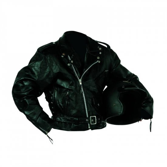 Leather Jacket, Motorcycle