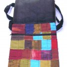 Free shipping patchwork boho hippie bag ,student tablet carry bag ,crossbody