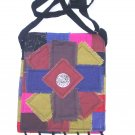 Free shipping patchwork hippie bag,boho patchwork tablet carry bag