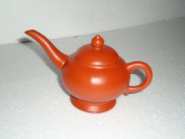 Pottery Chinese Teapot