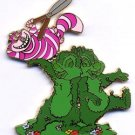 Disney Auctions CHESHIRE CAT Topiary CHIP DALE Limited Edition100 Jumbo Pin