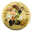 Disney MICKEY Pirates Coin Series Limited Edition 250 Pin.