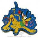 Disney WDW Confetti PLUTO 35th Anniversary Pin