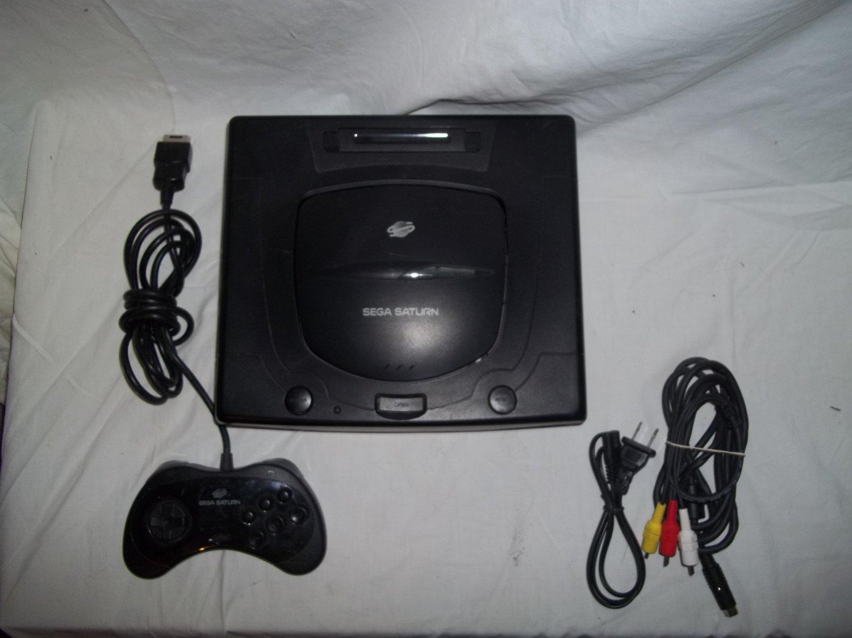 Sega Saturn Console System Phantom Universal Modded Modchip