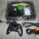 Clear GhostCase Xbox XBMC media center xmugen UnleashX Modded