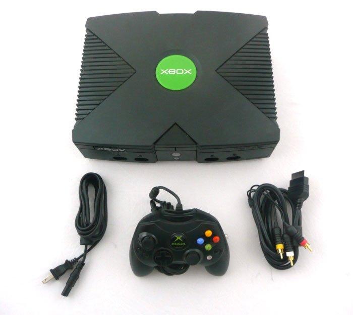 2tb hard drive Original Xbox XBMC Coinops Premium 8 Modded - working DVD Drive