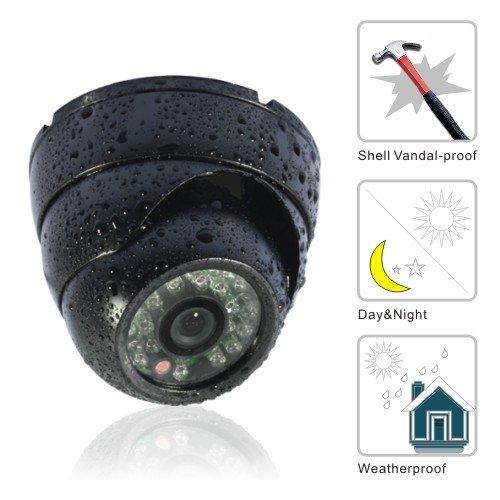 High-End Metal Dome Camera Sony Chipset 540TVL