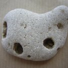 HEART Natural Holey Holy rock Stone LOVE HAG WICCA FB