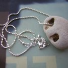 Natural Holey Stone Powerful Wicca Charm NECKLACE LUCK