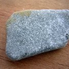 Genuine  GRAY Beach Sea Glass Mosaic Surf Tumbled LARGE