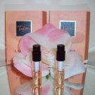2 Lancome Tresor Parfum Perfume EDP Sample Spray Vial