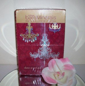 Bare Escentuals Minerals Crystals Infused Collection