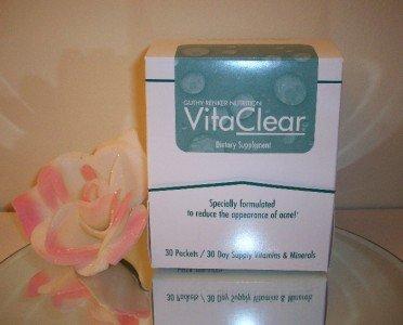 Vitaclear Vita Clear Acne Treatment Vitamins 30 days