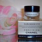 CHANEL Sublimage Essential Regenerating EYE Cream .21oz