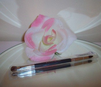 Bare Escentuals DOUBLE-ENDED PRECISION EYE Brush SEALED