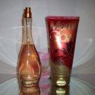 Jennifer Lopez Miami Glow  EDT 3.4 + Body Lotion 6.7