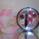 Sheer Cover Highlighter Lip Gloss Eyeliner Kit w/Mirror