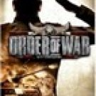ORDER OF WAR - DVD STYLE BOX VIDEO GAME
