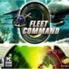 FLEET COMMAND - JEWEL CASE VIDEO GAME