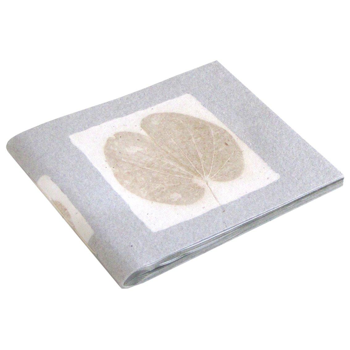 Handmade wedding baby album scrapbook natural leaf 6x8/5x7 photos 16pp paper craft mom present