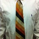 Mens Vintage Silk Tie