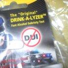 DuI test kits 4 wholesale drink-a-lizer  sobriety test
