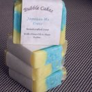 Handcrafted Jamaican Me Crazy Scented Bar Soap  Handmade with Organic Shea Butter Essential Oils